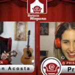 Prisca Dávila en La Butaca Hispana
